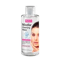 Nước tẩy trang Beauty Formulas Micellar Cleansing Water 200ml