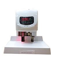 Máy khoan đóng chứng từ tự động bằng ống nhựa CD900