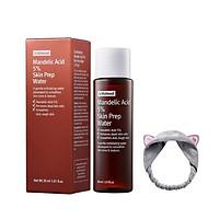 Dung dịch tẩy tế bào chết hoá học By Wishtrend Mandelic Acid 5% Skin Prep Water 30ml + Tặng Kèm 1 Băng Đô Tai Mèo Xinh xắn ( Màu Ngẫu Nhiên)