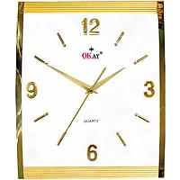 Đồng hồ treo tường thiết kế đẹp OKAY 69