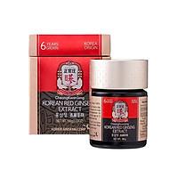 Tinh chất hồng sâm cô đặc KGC Global hộp 100g - Tặng 1 kẹo sâm 120g - Bồi bổ cơ thể toàn diện, chống lão hoá, cải thiện hệ miễn dịch
