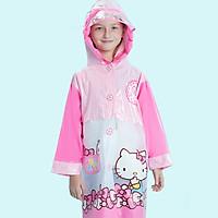 Áo Mưa Cho Trẻ Em Hello Kitty