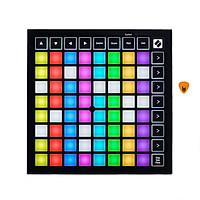 Novation Launchpad Mini MK3 Bàn phím sáng tác nhạc - Sản xuất âm nhạc Producer USB Grid Controller for Ableton Live Hàng Chính Hãng - Kèm Móng Gẩy DreamMaker