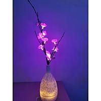 [HOA TẾT] Hoa đào phát sáng có đèn led