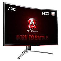Màn Hình Cong LCD AOC 32inch AG322FCX Thần Sấm 144Hz Cao Cấp- Hàng Chính Hãng