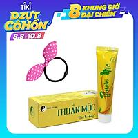 Kem bôi da Thuần Mộc Thanh Mộc Hương mẫu mới - Tặng Kèm Cột Tóc Tai Thỏ Màu Ngẫu Nhiên