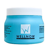 Hấp dầu mềm mượt Wellnow Hair Care Cream 500ml