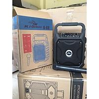 Loa Bluetooth Karaoke Công Suất Cực Lớn, Loa Xach Tay Mini KIOMIC K68(Tặng Kèm Micro Không Dây) - Hàng chính hãng