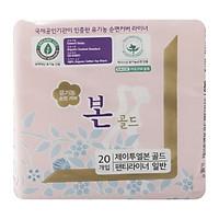Băng vệ sinh hữu cơ Gold Bon Hàn Quốc