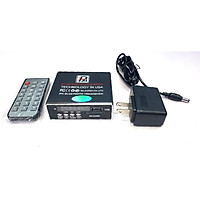 Hộp Thu Bluetooh 5.0 Có FM Đọc Được USB và Thẻ Nhớ