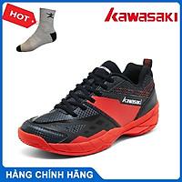 Giày cầu lông Kawasaki K359 mẫu mới, hàng chính hãng - Tặng kèm tất thể thao Bendu cao cấp