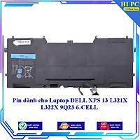 Pin dành cho Laptop DELL XPS 13 L321X L322X 9Q23 - Hàng Nhập Khẩu