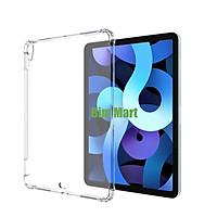 Ốp lưng dành cho iPad Pro 10.9 inch /Air 4 2020 silicon dẻo cao cấp chống sốc 4 góc