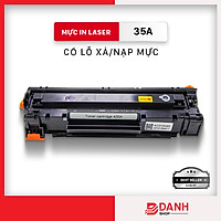 Hộp mực 35A/36A/85A dùng cho máy in HP LaserJet P1005, 1006, M1120, Canon LBP 3050, 3018, 3100, 3151...