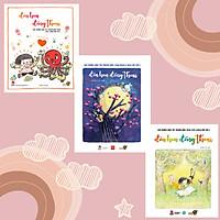 Combo 3 cuốn tuyển tập truyện ngắn cho thiếu nhi-  Đóa hoa đồng thoại Vol1.2.3 - Giải thưởng sáng tác truyện Đồng Thoại tại Việt Nam