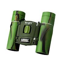 KKmoon 8×21 Compact HD Zoom Binoculars Long Distance High Definition BAK4 Prism Binocular Telescope with Diopter Ring