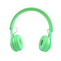 Tai Nghe Over Ear Chụp Tai Bluetooth 5.0 Màu Xanh Lá - Hàng Chính Hãng