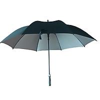 Dù che mưa cầm tay cán dài đường kính 135cm đen