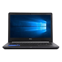 Laptop Dell Vostro 3468 70159379 Core i3-7020U/Free Dos (14 inch) (Black) - Hàng Chính Hãng