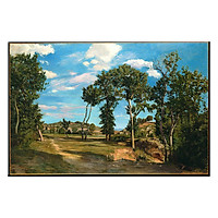 Tranh Canvas Thế Giới Tranh Đẹp Scenery-396