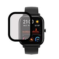 Cường lực dẻo full viền cho đồng hồ Amazit GTS - hàng nhập khẩu