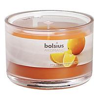 Ly nến thơm Bolsius Juicy Orange BOL6303 440g (Hương cam ngọt)