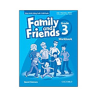 Family And Friends Grade 3 WB (VN)