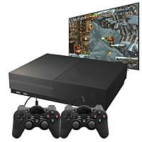 Bộ máy agme điện tử 4 nút máy game khác phụ kiện chơi gane 800 trò chơi hỗ trợ tây cầm dây ổn định có game tam quốc mario tank contra...