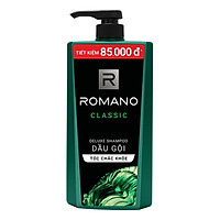Dầu gội Romano Classic (900g)