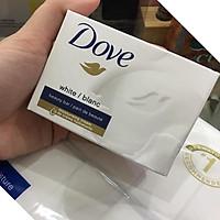 4 Bánh Xà phòng cục Dove Mỹ White Beauty 106g dưỡng trắng da