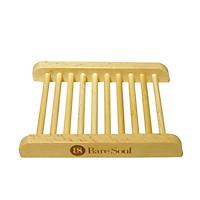Giá gỗ đựng bánh xà phòng BareSoul