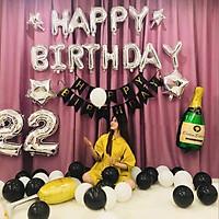 Set bóng trang trí sinh nhật bạn gái 01