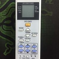 Điều khiển Điều hòa Panasonic inverter 2 chiều - hàng chính hãng