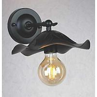 Đèn gắn tường trang trí kiểu công nghiệp hiện đại hình lá sen NV5110