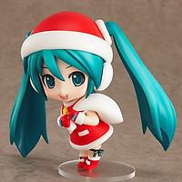 Mô Hình Nendoroid 280 Miku Santa - Vocaloid