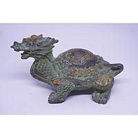 Tượng Long Quy Rùa Đầu Rồng Phong Thủy T801