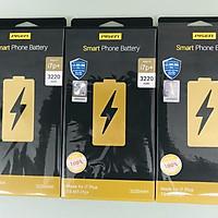 Pin điện thoại Pisen dành cho IPhone 7Plus+  Dung Lượng Cao - Chính Hãng