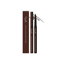 Kẻ mắt Eglips Super Slim Auto Long Eyeliner 0.12g  Dạng gel  Khả năng chống nước tốt