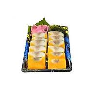 Cá Trích Ép Trứng 1 Thanh - Màu Vàng - 170gr