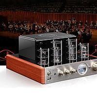 Bộ khuếch đại âm thanh Amply MS-10D MKIII Có Bluetooth
