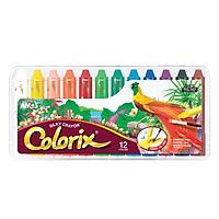 Bút Màu Trang Trí 3 Trong 1 Colorix AMOS ACX1 (12 Màu)