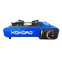 Bếp gas du lịch mini cao cấp Kokoro - Hàng chính hãng, tiết kiệm gas (Thân sơn tĩnh điện)