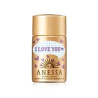 Kem chống nắng dạng sữa bảo vệ hoàn hảo Anessa Perfect UV Sunscreen Skincare Milk SPF 50+, PA++++ 20ml - I LOVE YOU VER