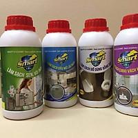 Dung dịch làm sạch dầu mỡ lâu ngày Smart Cleaner