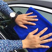 Khăn lau xe hơi oto 3M Microfiber (4 khăn) Tặng kèm 1 bộ lấy ráy tai có đèn led