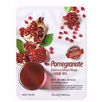 10 mặt nạ trắng da và chống lão hóa Holikey Pomegranate - Hàn Quốc Chính Hãng