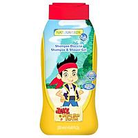 Dầu Gội Sữa Tắm Cho Bé NATURAVERDE Hương Biển Sâu 250ml