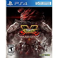 Đĩa game PS4 Street Fighter V Arcade Edition - Hàng Nhập Khẩu