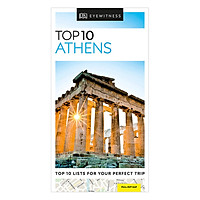 Top 10 Athens - Pocket Travel Guide (Paperback)