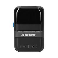 CHITENG CT220B Portable Thermal Printer Wireless BT Mobile Phone Label Printer High Speed Printing Support BT/USB